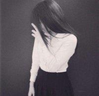 Красивая девочка 14 лет без лица на аватарку