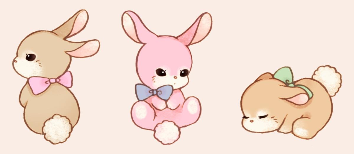 кавайные картинки аниме на телефон