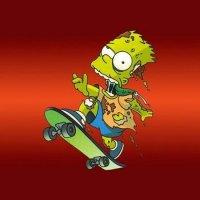 Картинки с героями из Симпсонов на аву