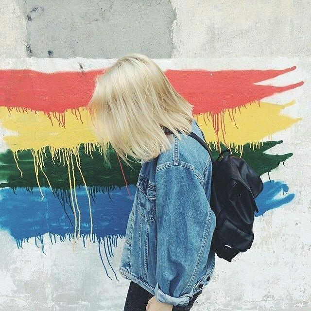 Фото девушек с спины с короткими волосами без лица